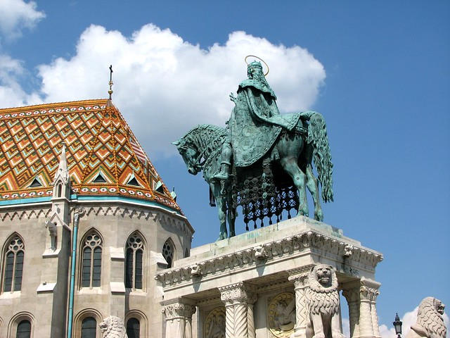 Budapest, Bastion des pêcheurs