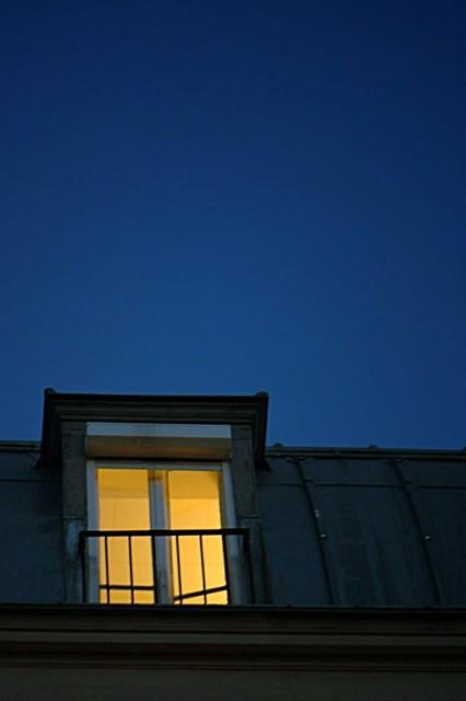 A window in the sky