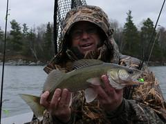 Greg's walleye
