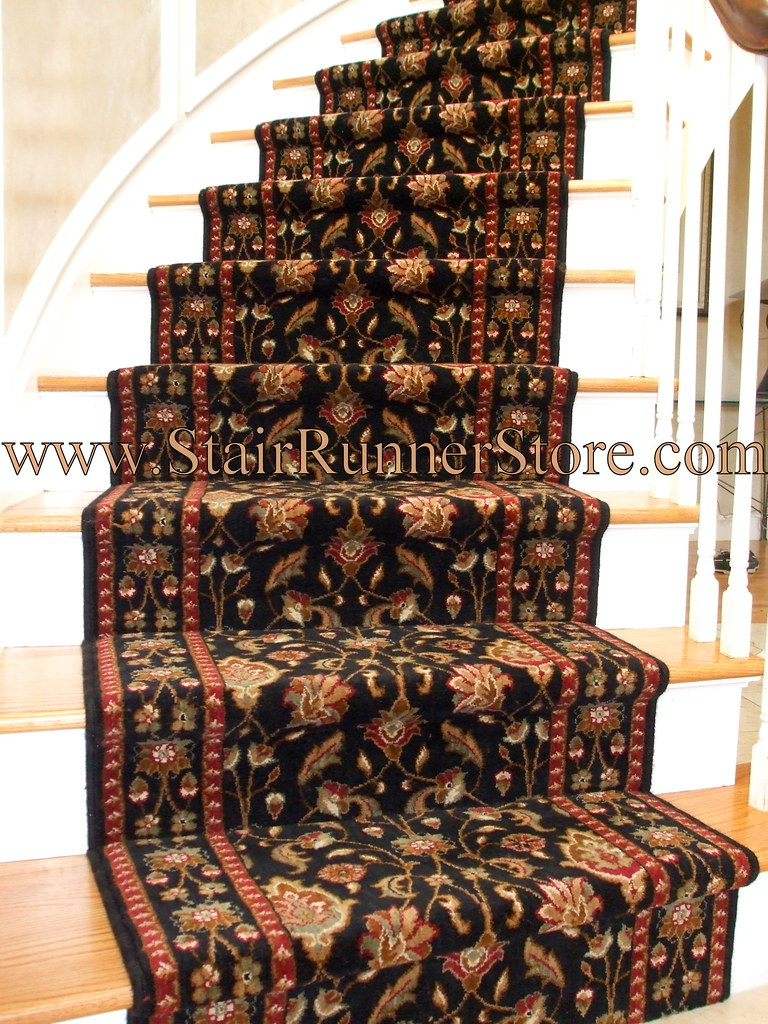 Curved Staircase Stair Carpet Runner 1 Curved Staircase Or