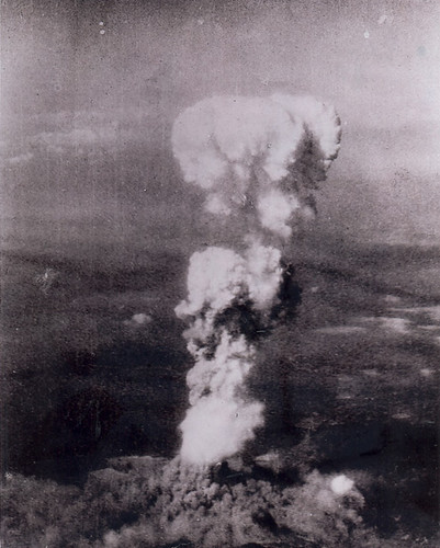 Never again! Nukes are illegal weapons starting Jan. 1, 2021. Ban the bombs! Denuclearize the US!, From CreativeCommonsPhoto