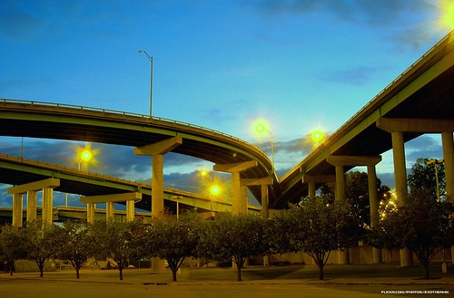 Convergence of Elevated Roadways | by Exothermic