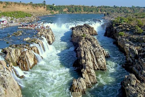 india river falls mp soe narmada madhyapradesh naturesfinest lopamudra golddragon theperfectphotographer jabbalpur dhuadhar