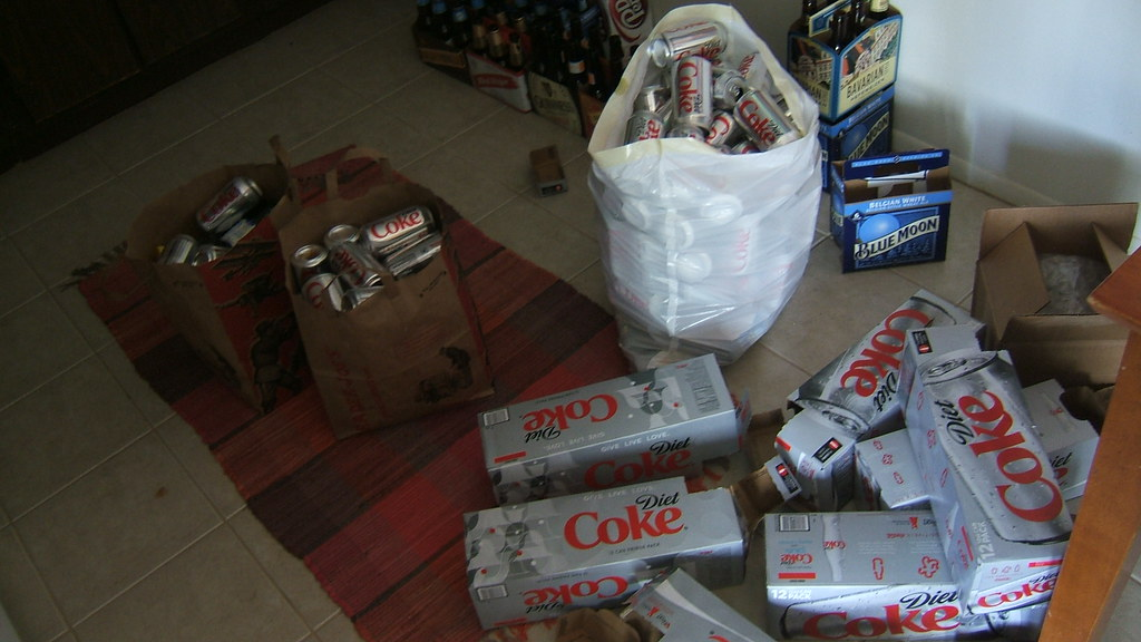 diet coke massacre