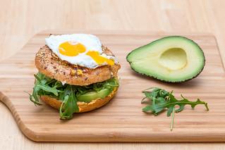 Avocado Burger | by wuestenigel