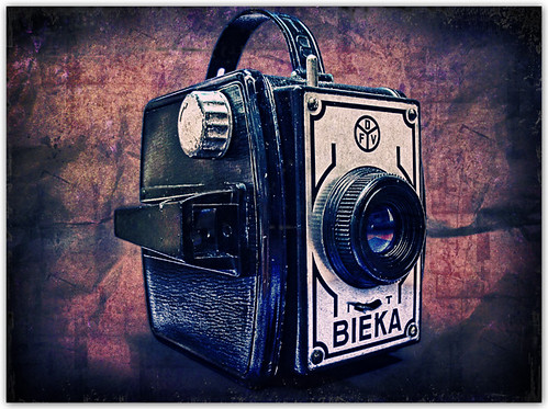 Bieka | A Very Old Camera | by Fernando Delfini