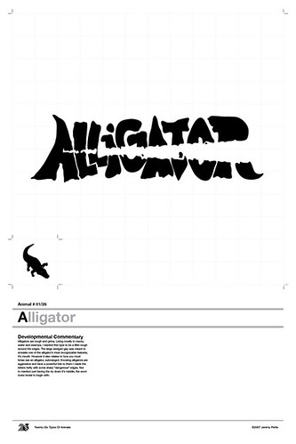 alligator | by jeremy pettis