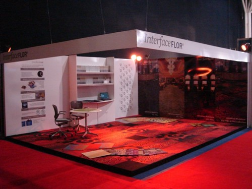 Stand interface flor