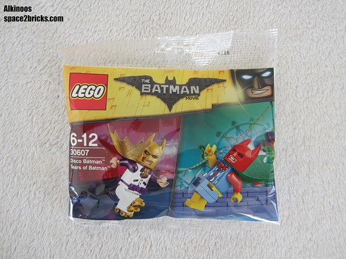 Lego 30607 polybag Disco Batman & Tears of Batman p1