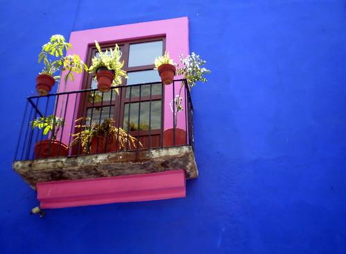 Balcón poblano