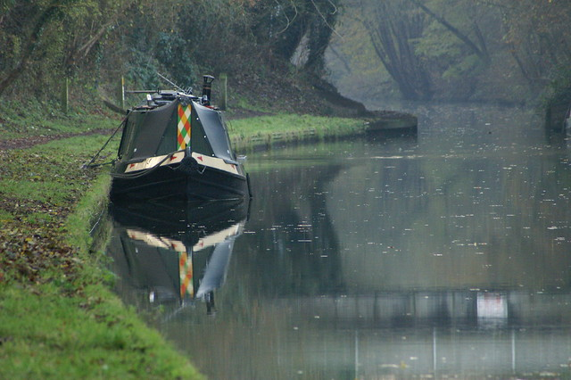 Grand Union Canal near Daventry