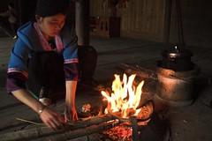 Amb les Yao (瑶). Minories ètniques (少数民族)
