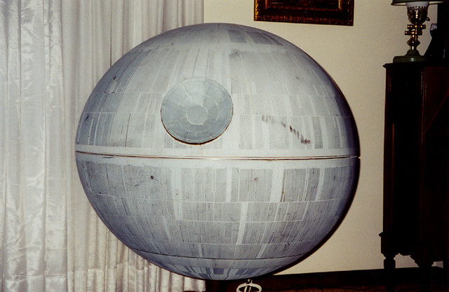 Image result for original death star
