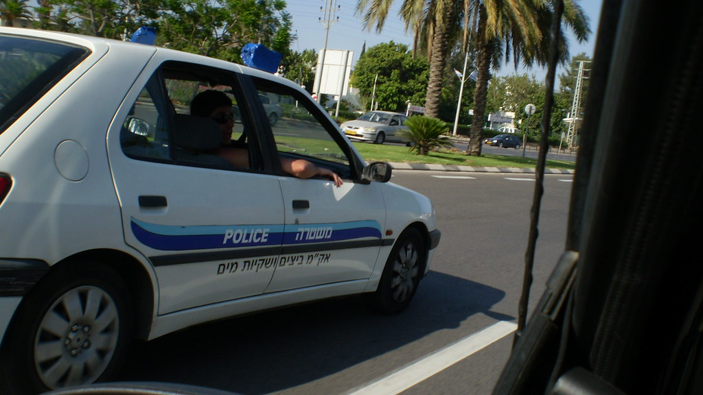 Fake Police Car | Please note the writing on the Car and Cla\u2026 | Flickr