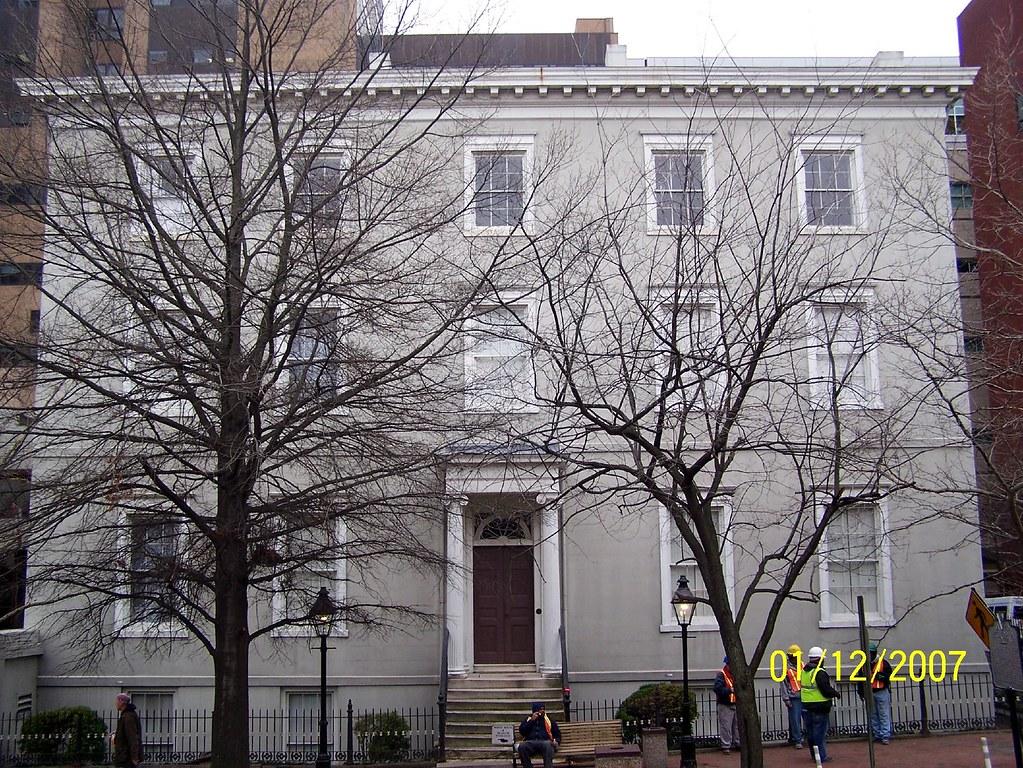 White House Of Confederacy Richmond Virginia Va Flickr