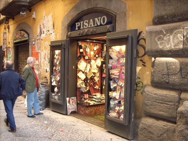 bb8f25f25690 ... partoadassisi Napoli, via Benedetto Croce abbigliamento ed intimo  Pisano   by partoadassisi