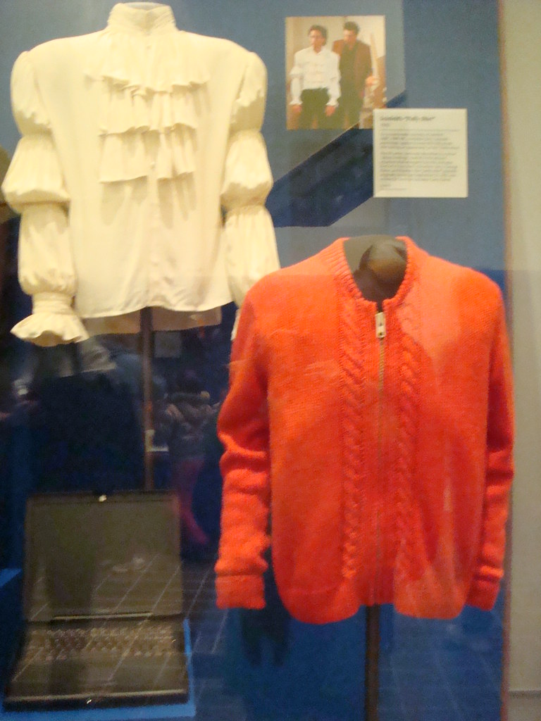 Seinfeld Puffy Shirt Mr Rogers Sweater Washington Dc Ro Flickr