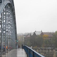 Pilsudski Bridge, Kraków