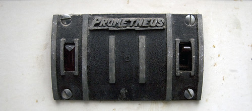 Prometheus | by Alex Luyckx