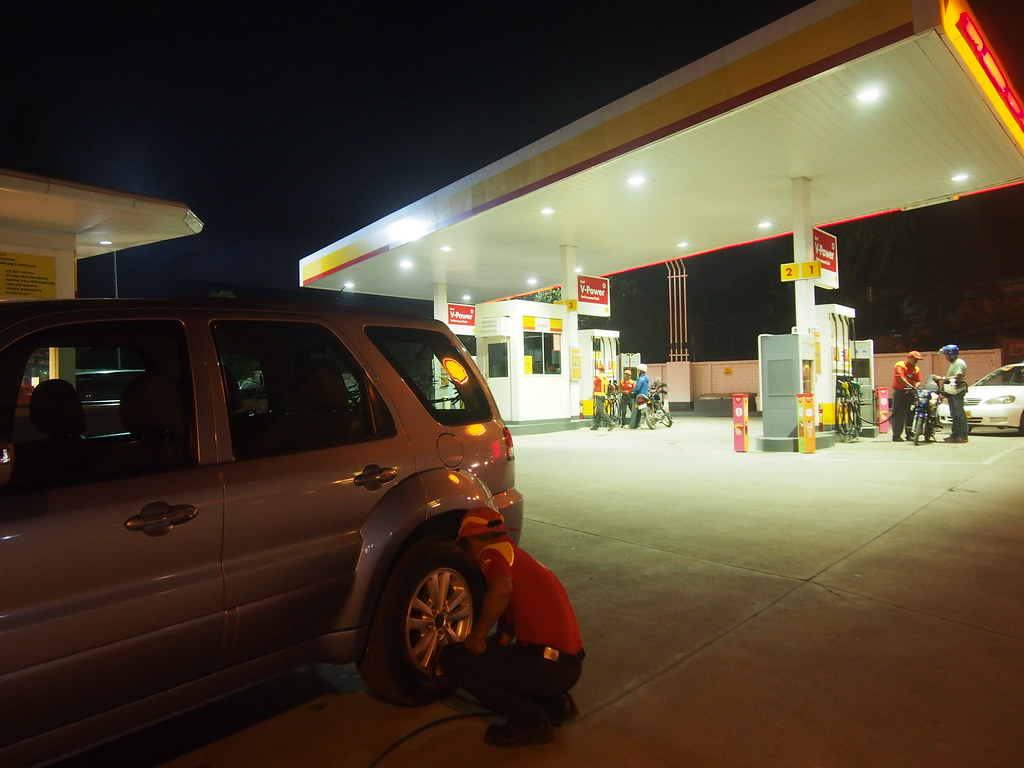 Closest Shell Station >> Stopping By The Nearest Shell Station Lota Hilton Flickr