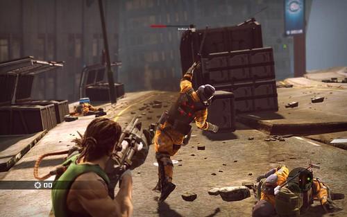 Bionic Commando screenshots | by gamesweasel