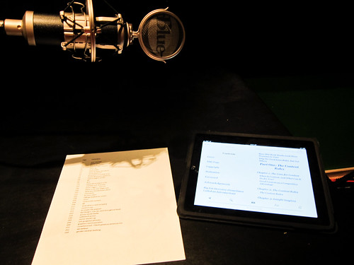 Content Rules Audiobook Recording | by CC Chapman
