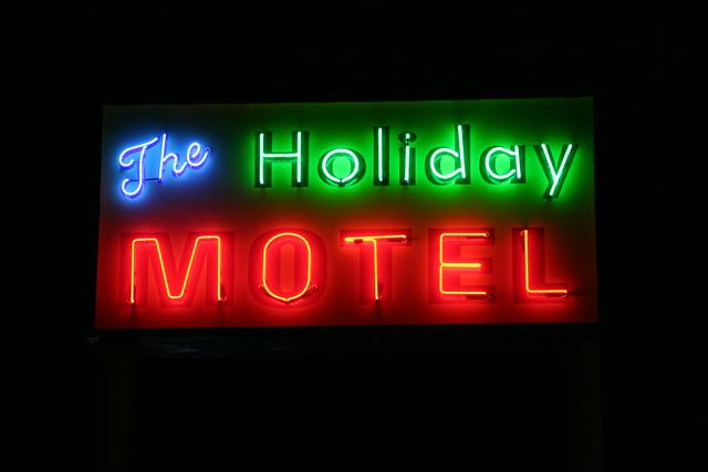 The Holiday Motel
