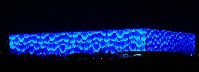 Water Cube, Beijing 水立方, 北京