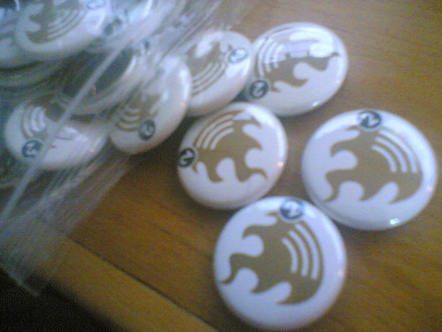 BarCampMilwaukee2 Buttons | by Pete Prodoehl