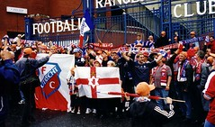 Utrecht Fans at Ibrox | by Gemini Ali