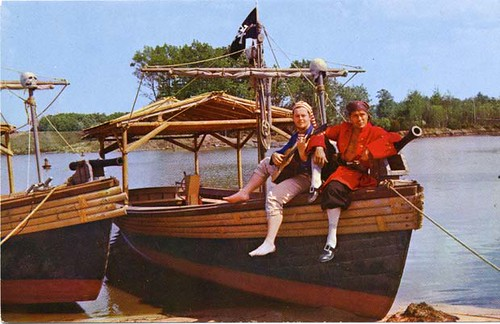 Pleasure Island pirates | by Lucius Beebe Memorial Library