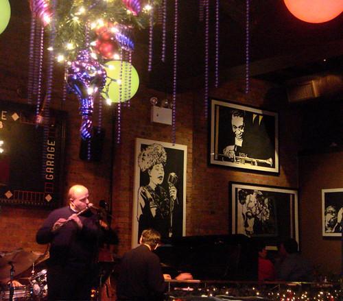 A Christmas Jazz Brunch | margaret mendel | Flickr