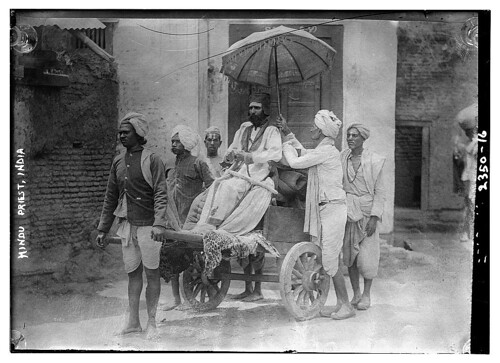 Hindu Priest - India  (LOC) | by The Library of Congress
