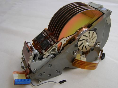 NEC D5662 Hard disk   by teclasorg