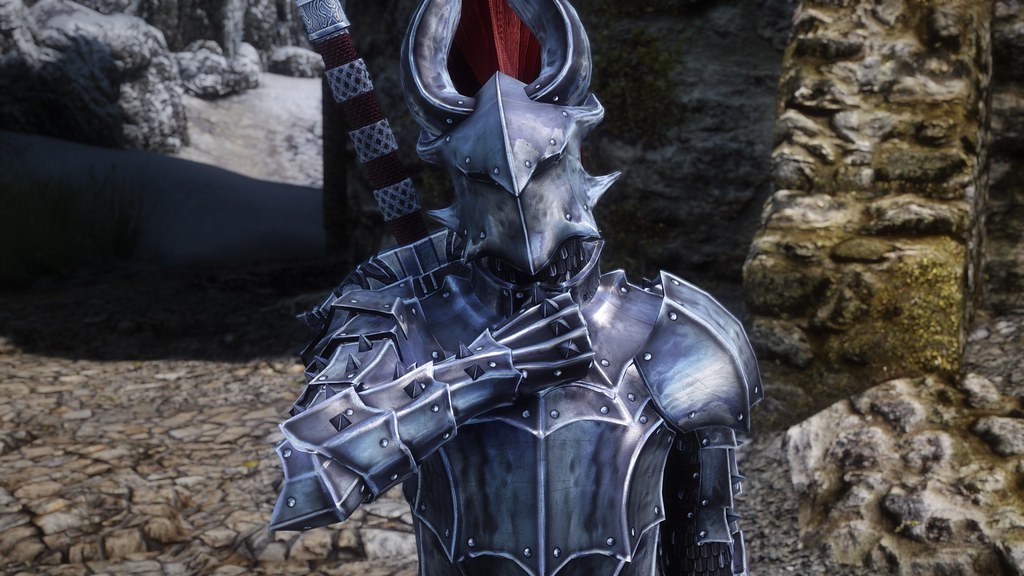 Skyrim Dragon Armor Mod