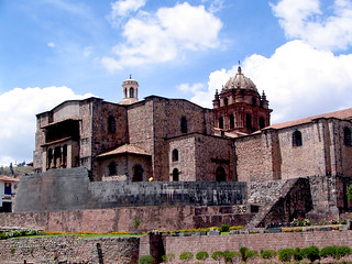 The Temple of the Sun / Church of Santo Domingo | by Whatknot
