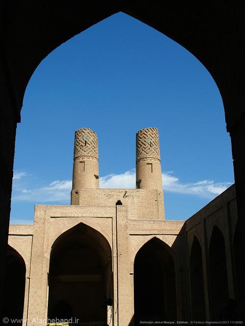 Oshtorjan jame Mosque,