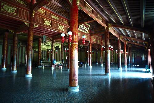 Salle du trône impérial   by Luc D