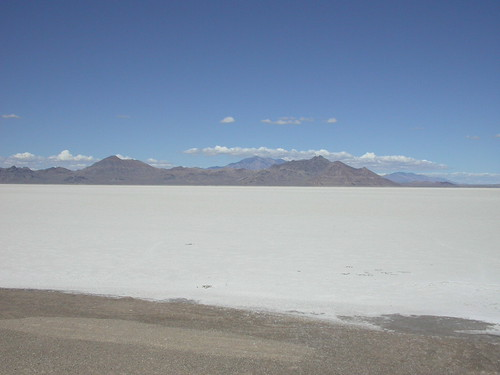 Bonneville Salt Flats | by NCReedplayer