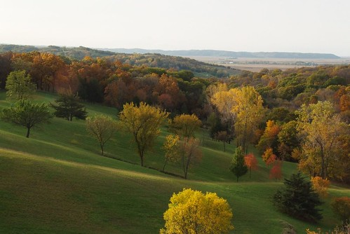 autumn dawn iowa hills flowrbx loess loesshills castleunicorn