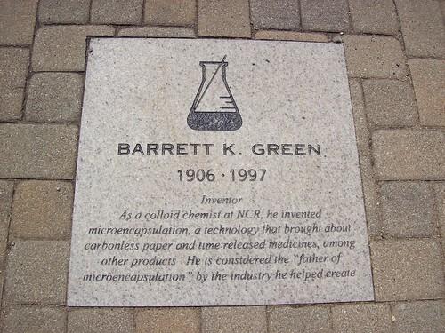 Barrett K Green   by dcbprime