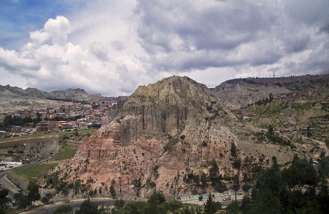 La colina de la Paz