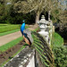 Zámek Buchlovice – v zámeckém parku, foto: Petr Nejedlý