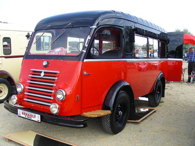 RENAULT R2060 Camionnette vitrée