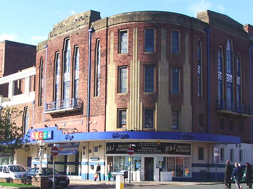 Former Cinema Lord Street, Southport ^ | by Billogs