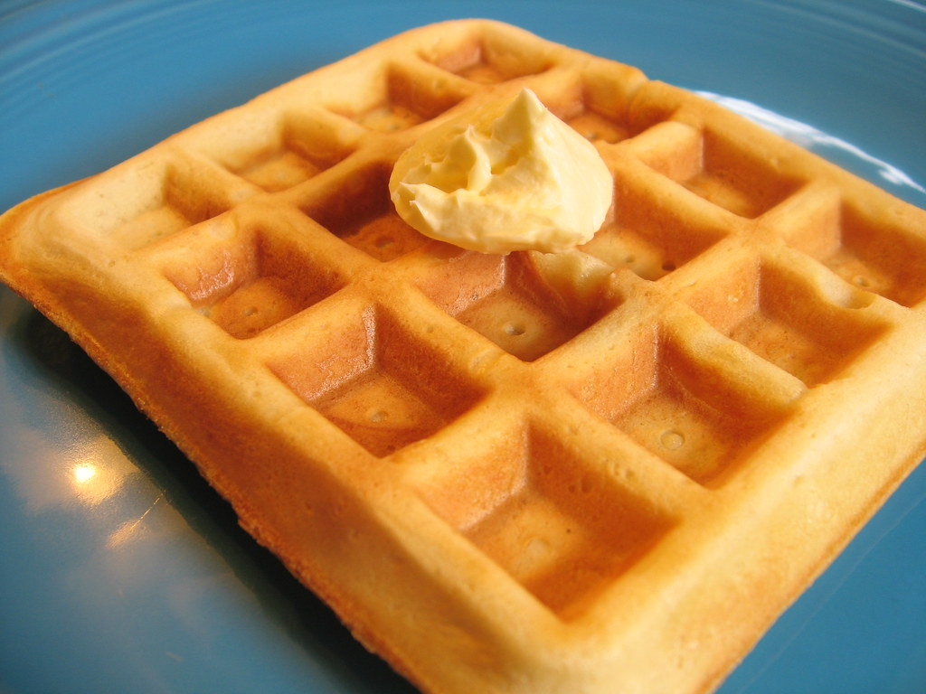 Waffles - by Qfamily Waffles - by Qfamily