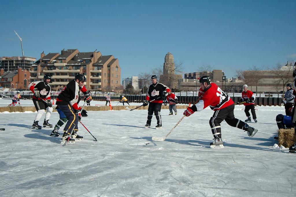 Visit Buffalo For The 2009 Labatt Hockey Tournament Satur Flickr