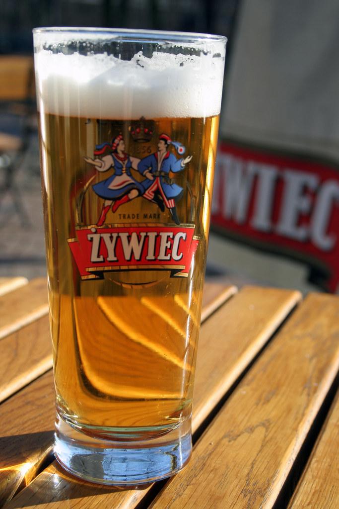 Zywiec Piwo (The Best Beer In Poland!)   Kevin Labianco