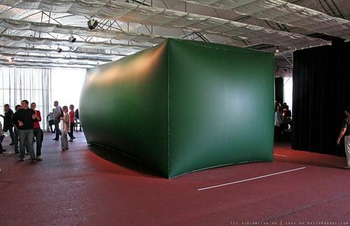 documenta 12 | Gerwald Rockenschaub / Kein Titel (no title) | 2000/2007 | Aue-Pavillon