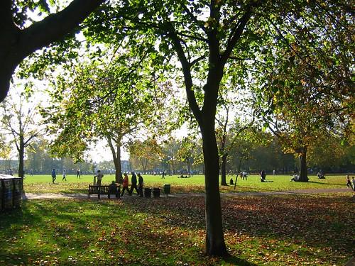 Queen's Park, London   by chakchouka